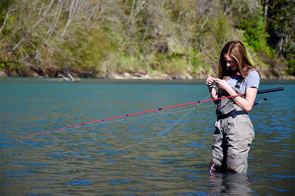 Best Salmon Fishing Rods